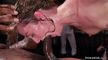 Babes Anal Fuck Bbc In Bdsm Party
