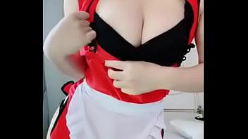 中国美女主播港岛制服诱惑自慰