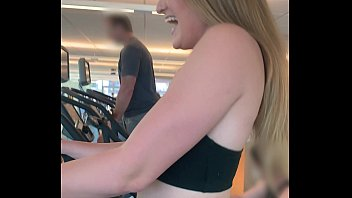 FULL SCENE Hot TEEN Kenzie Madison Twerks at Gym and Gets FUCKED thumbnail