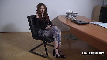 The Boss' Slutty Daughter Gisha - itsPOV 11 min