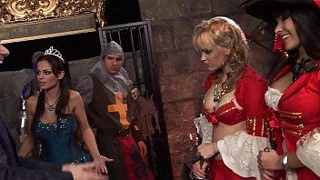 costume orgy