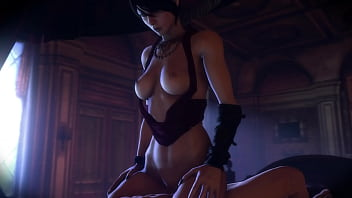 Dragon age origins nude models Morrigan cowgirl