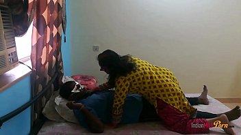 Explicit Hardcore Indian Couple Sex Filmed In Bedroom 14 min