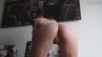 Pussy in Glasses Webcam (Free Reg for Hot Cams at slutcums.com) 9 min