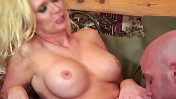 Friend of husband has his lucky day as he fucks the young hot fresh mom big tits wife of his friend hard and rough in their own home. Sexy blonde takes it hard and gets a huge facial cumshot on face.