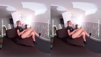 Fuck Kayla Green as a Domina in 180 Virtual reality