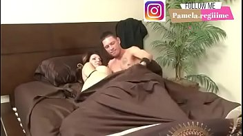 Moms fucking sons in bed video Mom scared go to son bed