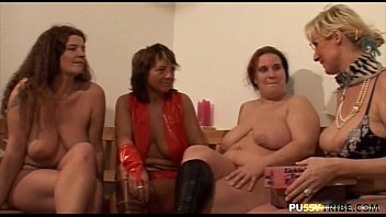 Busty Chubby Moms Trying New Sexual Toys