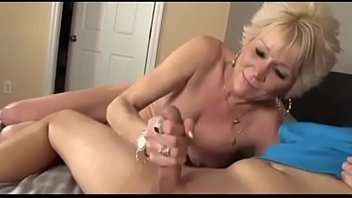 Mature swallows cum comp