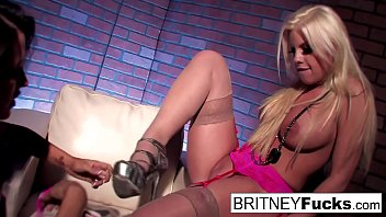Britney Wants To Have Some Fun And Capri Is More Than Happy To Play