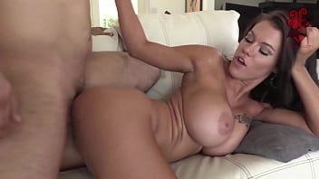 Lucky nerd dude after excellent mission gets fucked appreciate fucking huhe tits of Peta Jensen and tastes her juicy pussy