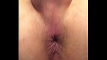 My Butthole Contractions As I Cum
