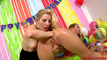 Ashley Fires and Roxy Raye Anal CupCakes