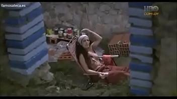 Inma Cuesta haciendo topless - famosateca.es