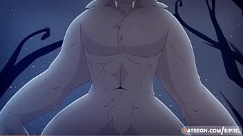 Furry werewolf lovin' by Eipril 79 sec