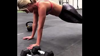 Veg ass sexy gym 2