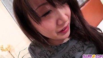 Shizuku Morino crazy scenes of Japanese porn 12 min