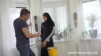 Hot Muslim Woman Gets Great Pussy Fuck