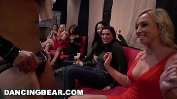 DANCING BEAR - Amazing CFNM Compilation Featuring Kate England, Gia Paige, Saya Song, Skyler Luv And More!