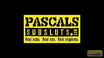 PASCALSSUBSLUTS - Roxy Rose Double Penetrated Before Facial 11 min