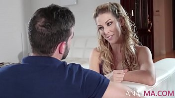 The Anal Twerk- MOM SON-Cherie Deville