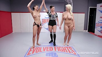 Sexy wrestling on youtube London river wrestles penny barber and gets beat and fucked