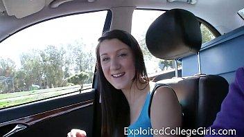 Crazy College Girl Hanna on ECG thumbnail