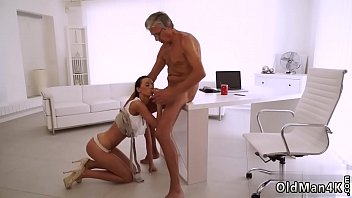 Young couple old man hd first time Finally she's got her chief dick