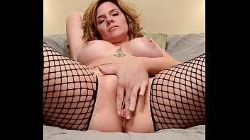 Horny MILF Masturbate with Toy until Finish - NO FAKE - REAL ENDING
