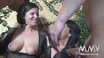 German Private Mature Swingers Club video