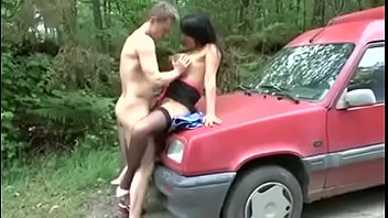 Sex in the forest - Watch Pt 2 At MyLocalCamGirls.com