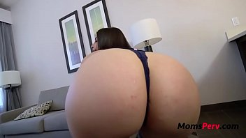 Latina Mother Lets Son Fuck Her Before He Moves Out- La Sirena69