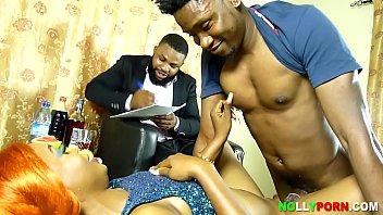 SEX BATTLE ( Naija Beauty vs King Rodrigo ) Stage 2 Scene 1