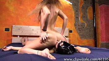 Lesbian Facesiting and Domination by Cherie