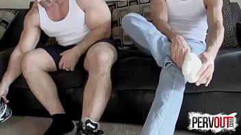 "Jerk to Tony Dinozzo and Lance Hart Feet JOI MALE FEET <span class=""duration"">2 min</span>"