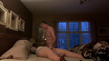 Slutty Wife Gets Fist Fucked to Orgasm and Creampied