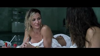 Cameron Diaz in The Counselor (2013) 2分钟