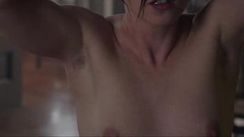 Kristen Stewart - 'Lizzie' - topless, tits, nipples, nude actress