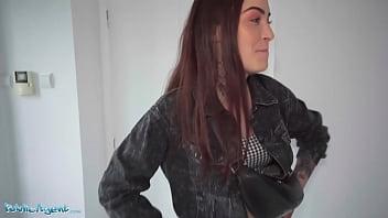 Public Agent Hot Cleaner Tabitha Poison Fucks her Rich Boss