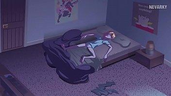 「Intercourse with the Vampire」by Nevarky [Original Animated Hentai]