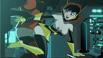 Comic marvel sex - Antman x wasp - avengers