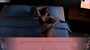 Lesbian story free - Blooming love - day 2: part 2