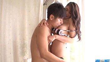 Reiko Kobayakawa Menakjubkan Seks Hardcore Di Cam