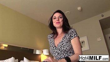 Super sexy Karen Kougar gets a cock in her ass