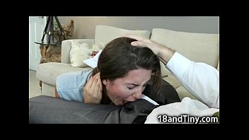 Nude girls on chat roulette - Small teen facefucked and jizzed by a daddy