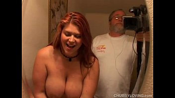 Fat naked red head Raunchy red head eden is a cute chubby chick who loves to fuck
