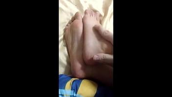 Asian Girl Ass And Feet