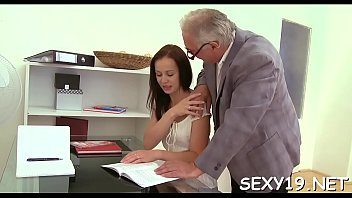 Mature teacher is getting his hard male penis delighted