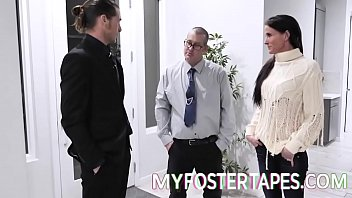 Hazel Moore has been in the program for five years - FULL SCENE on http://MyFosterTapes.com