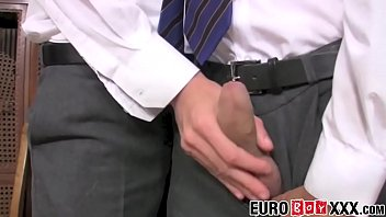 """Euro university students making love in the library <span class=""""duration"""">10 min</span>"""